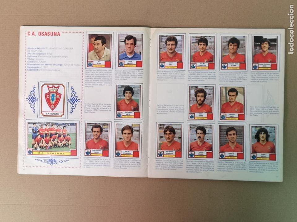 Álbum de fútbol completo: FÚTBOL 83 1° Y 2°DIVISION PANINI - Foto 12 - 194880415