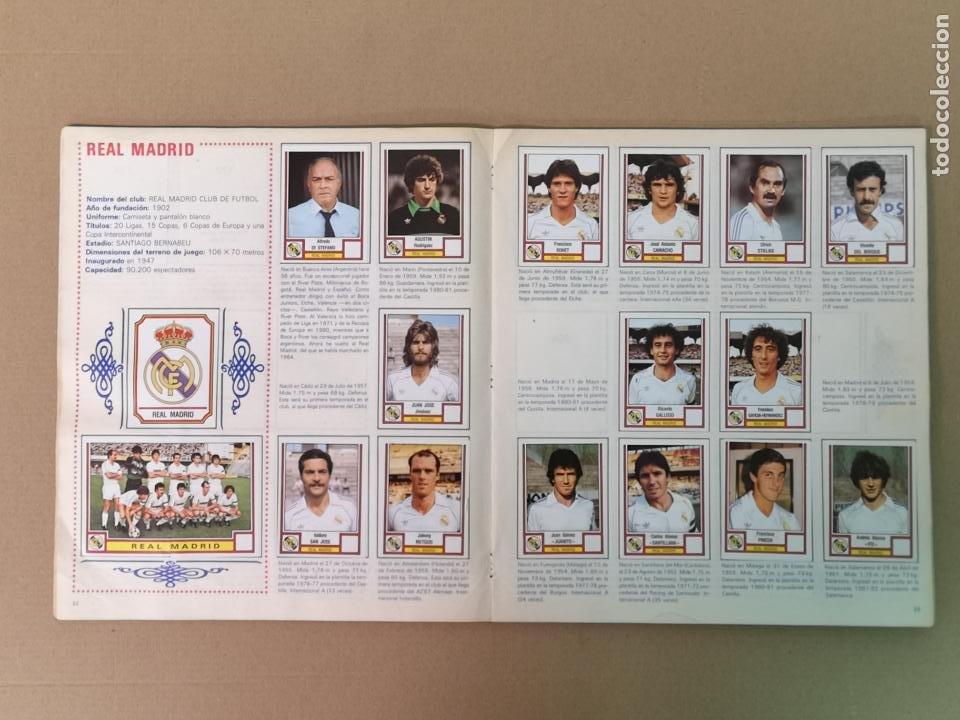 Álbum de fútbol completo: FÚTBOL 83 1° Y 2°DIVISION PANINI - Foto 13 - 194880415