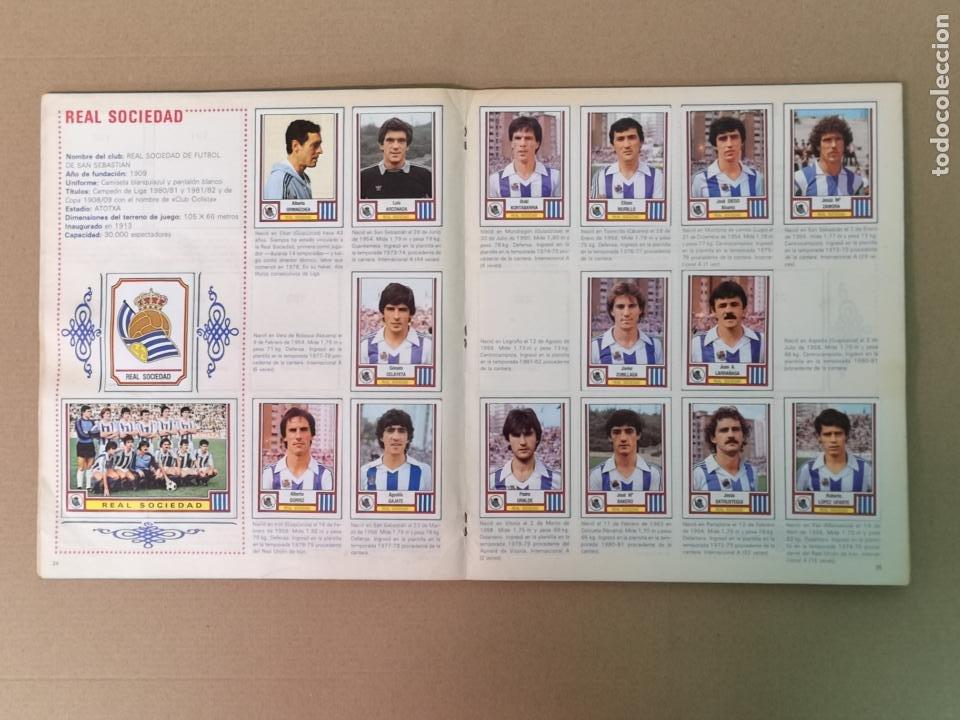 Álbum de fútbol completo: FÚTBOL 83 1° Y 2°DIVISION PANINI - Foto 14 - 194880415