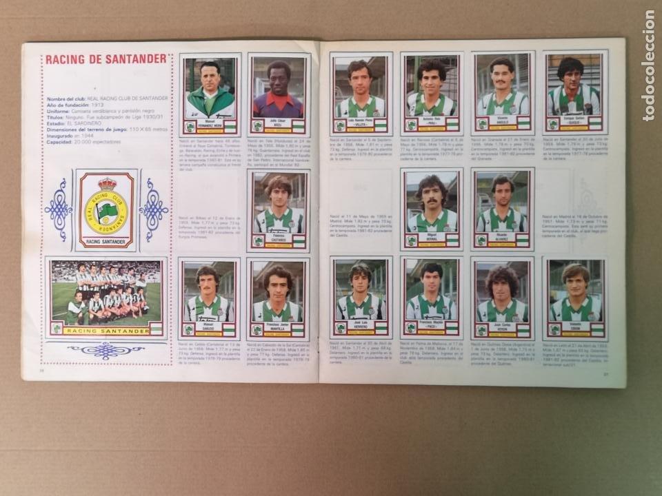 Álbum de fútbol completo: FÚTBOL 83 1° Y 2°DIVISION PANINI - Foto 15 - 194880415