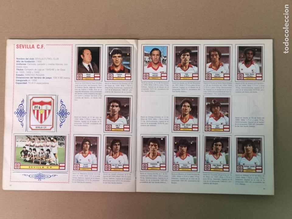Álbum de fútbol completo: FÚTBOL 83 1° Y 2°DIVISION PANINI - Foto 17 - 194880415