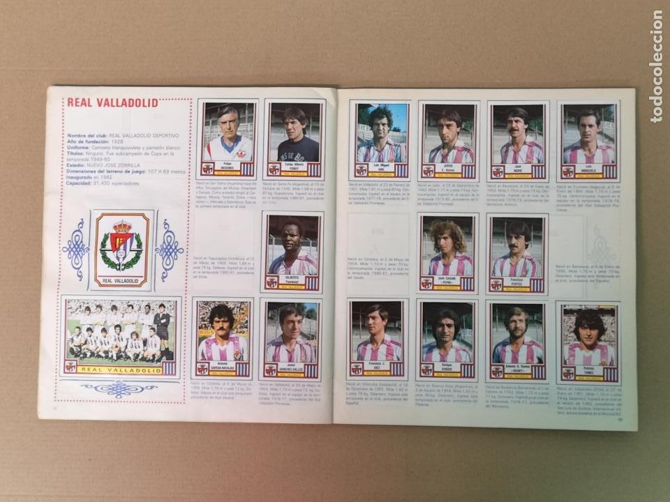 Álbum de fútbol completo: FÚTBOL 83 1° Y 2°DIVISION PANINI - Foto 19 - 194880415