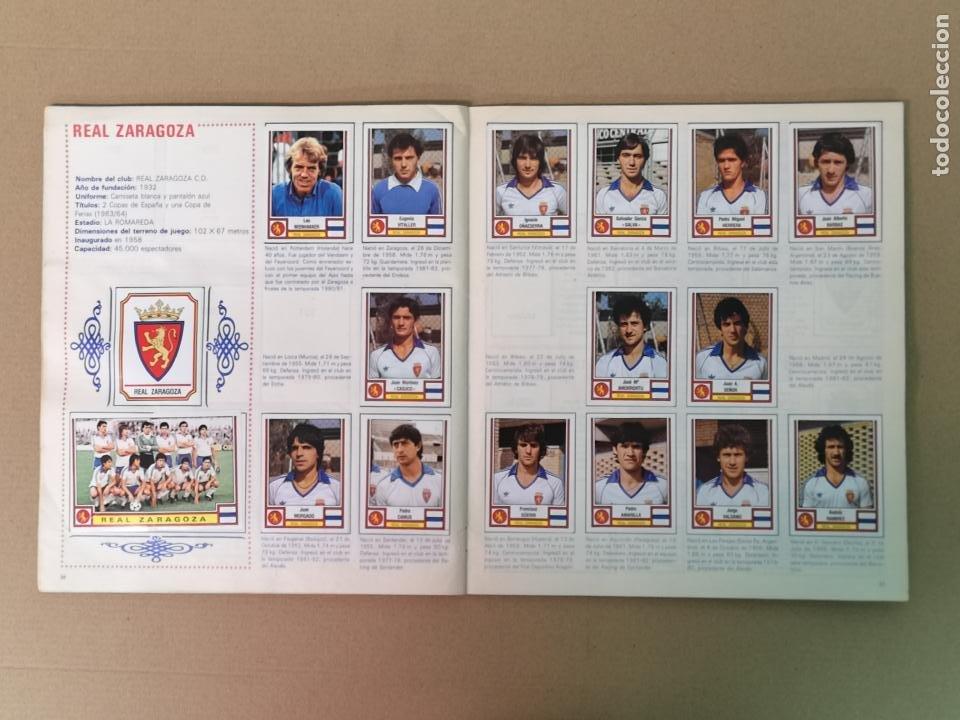 Álbum de fútbol completo: FÚTBOL 83 1° Y 2°DIVISION PANINI - Foto 20 - 194880415