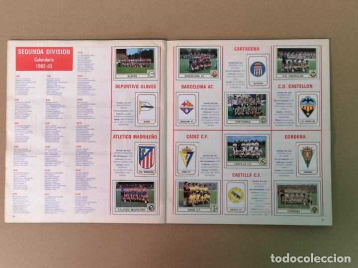 Álbum de fútbol completo: FÚTBOL 83 1° Y 2°DIVISION PANINI - Foto 21 - 194880415