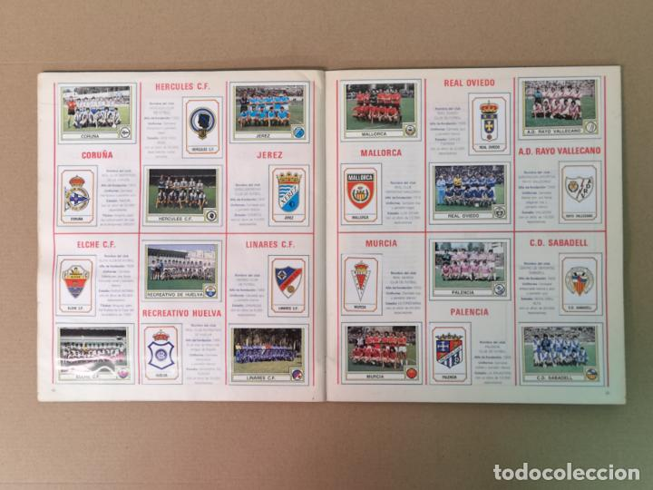 Álbum de fútbol completo: FÚTBOL 83 1° Y 2°DIVISION PANINI - Foto 22 - 194880415