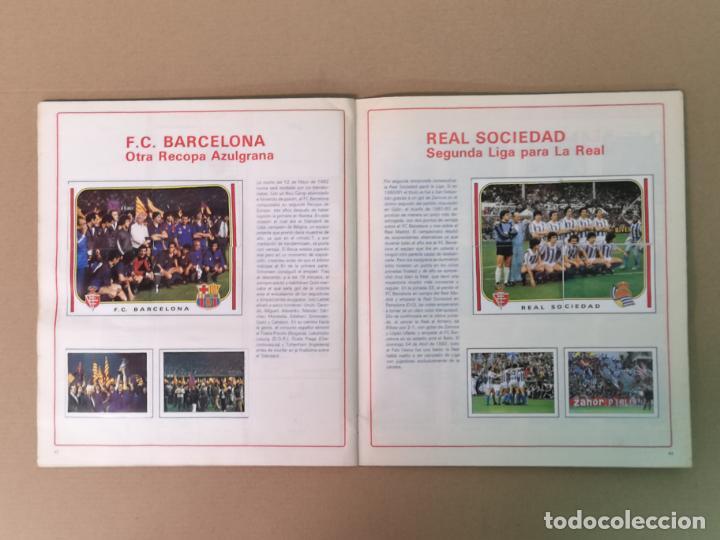Álbum de fútbol completo: FÚTBOL 83 1° Y 2°DIVISION PANINI - Foto 23 - 194880415