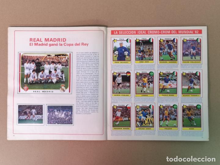 Álbum de fútbol completo: FÚTBOL 83 1° Y 2°DIVISION PANINI - Foto 24 - 194880415