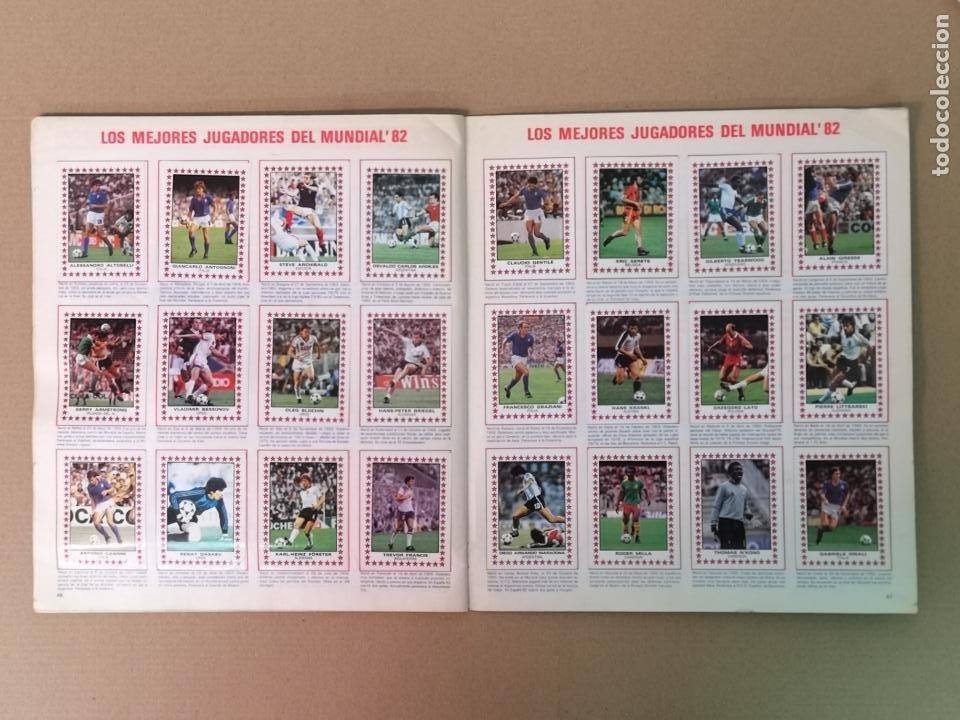 Álbum de fútbol completo: FÚTBOL 83 1° Y 2°DIVISION PANINI - Foto 25 - 194880415