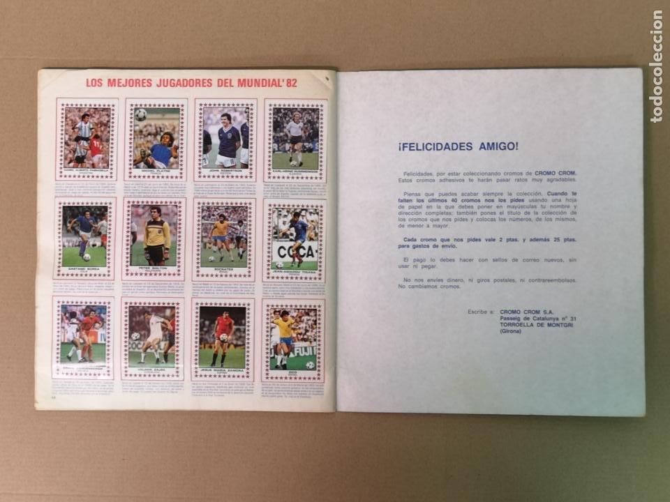 Álbum de fútbol completo: FÚTBOL 83 1° Y 2°DIVISION PANINI - Foto 26 - 194880415