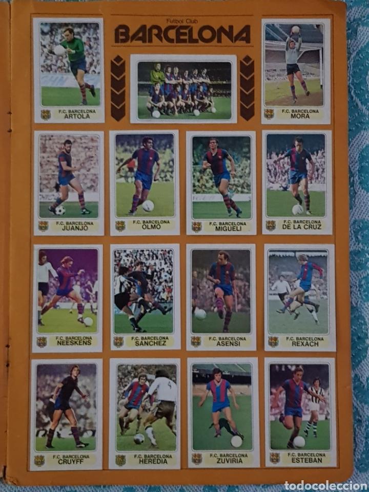 Álbum de fútbol completo: PACOSA 2 FUTBOL EN ACCIÓN 1977-1978 ALBUM COMPLETO CROMOS NUEVOS PEGADO SUPERIOR 77-78 - Foto 8 - 194916396