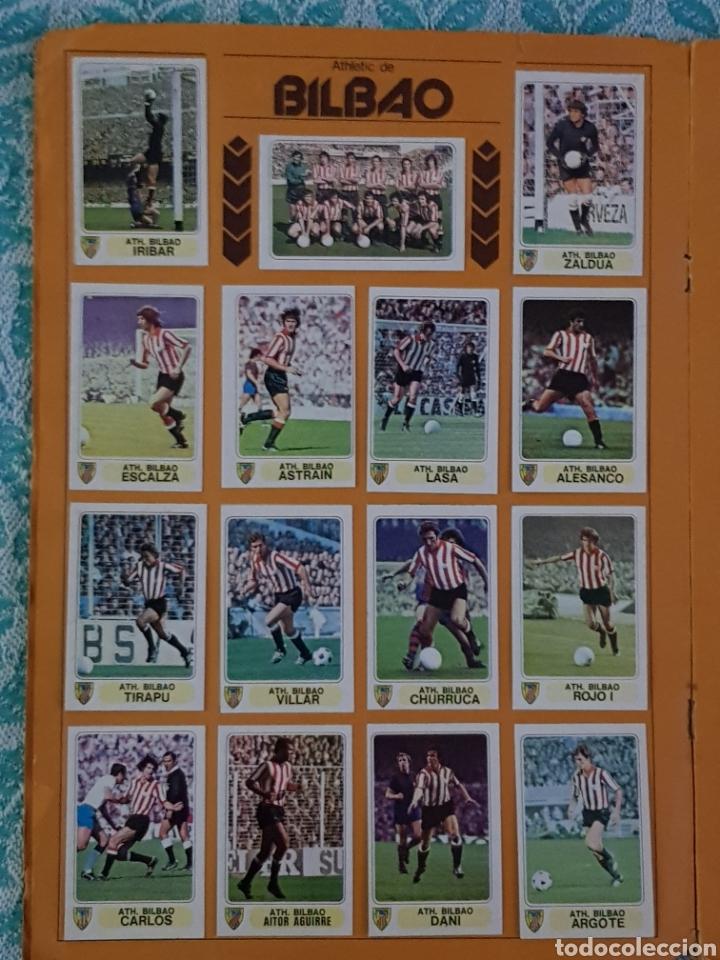 Álbum de fútbol completo: PACOSA 2 FUTBOL EN ACCIÓN 1977-1978 ALBUM COMPLETO CROMOS NUEVOS PEGADO SUPERIOR 77-78 - Foto 10 - 194916396