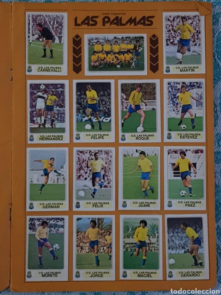 Álbum de fútbol completo: PACOSA 2 FUTBOL EN ACCIÓN 1977-1978 ALBUM COMPLETO CROMOS NUEVOS PEGADO SUPERIOR 77-78 - Foto 11 - 194916396