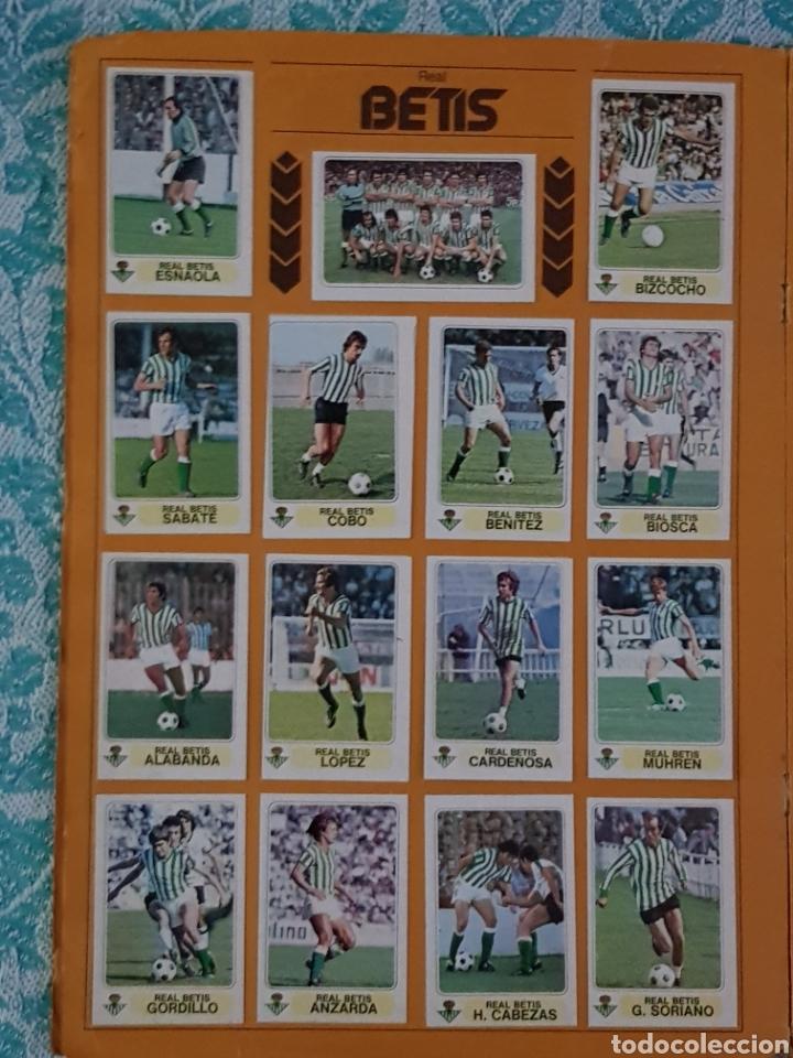 Álbum de fútbol completo: PACOSA 2 FUTBOL EN ACCIÓN 1977-1978 ALBUM COMPLETO CROMOS NUEVOS PEGADO SUPERIOR 77-78 - Foto 12 - 194916396