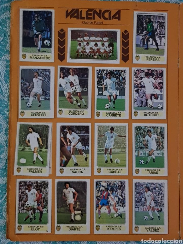 Álbum de fútbol completo: PACOSA 2 FUTBOL EN ACCIÓN 1977-1978 ALBUM COMPLETO CROMOS NUEVOS PEGADO SUPERIOR 77-78 - Foto 14 - 194916396