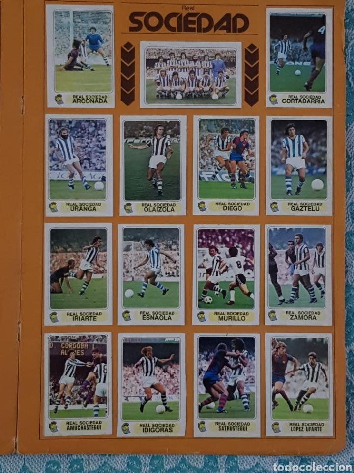 Álbum de fútbol completo: PACOSA 2 FUTBOL EN ACCIÓN 1977-1978 ALBUM COMPLETO CROMOS NUEVOS PEGADO SUPERIOR 77-78 - Foto 15 - 194916396