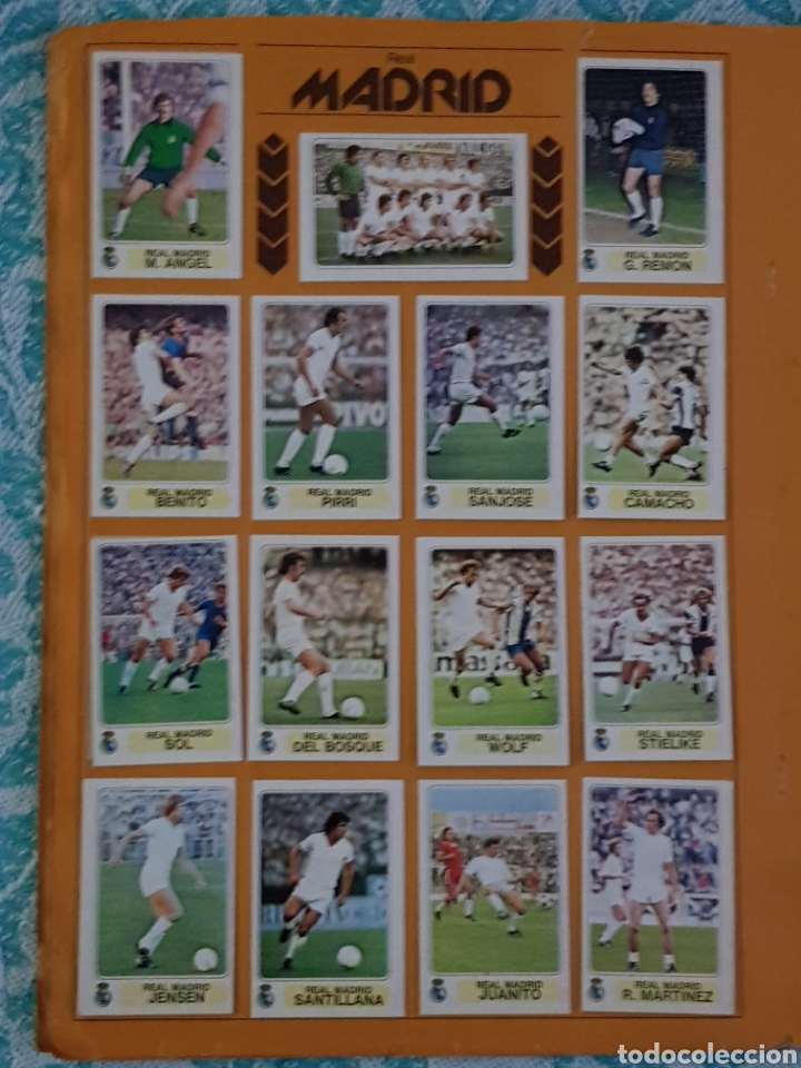 Álbum de fútbol completo: PACOSA 2 FUTBOL EN ACCIÓN 1977-1978 ALBUM COMPLETO CROMOS NUEVOS PEGADO SUPERIOR 77-78 - Foto 16 - 194916396