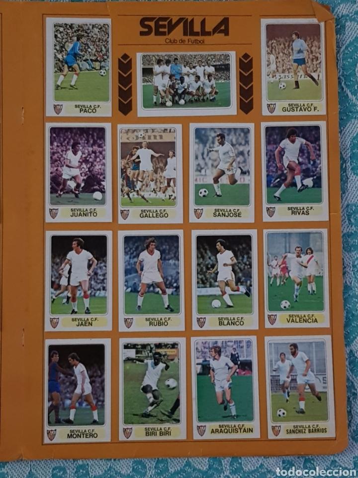 Álbum de fútbol completo: PACOSA 2 FUTBOL EN ACCIÓN 1977-1978 ALBUM COMPLETO CROMOS NUEVOS PEGADO SUPERIOR 77-78 - Foto 17 - 194916396