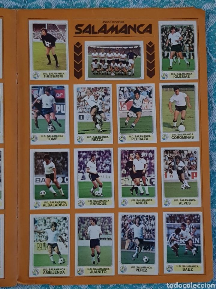 Álbum de fútbol completo: PACOSA 2 FUTBOL EN ACCIÓN 1977-1978 ALBUM COMPLETO CROMOS NUEVOS PEGADO SUPERIOR 77-78 - Foto 19 - 194916396