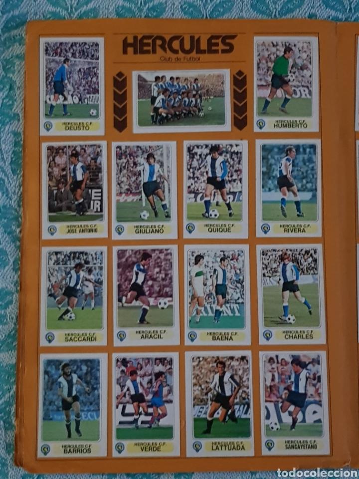 Álbum de fútbol completo: PACOSA 2 FUTBOL EN ACCIÓN 1977-1978 ALBUM COMPLETO CROMOS NUEVOS PEGADO SUPERIOR 77-78 - Foto 20 - 194916396
