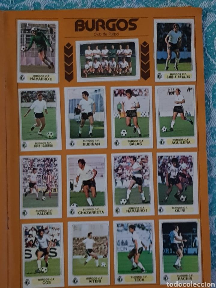 Álbum de fútbol completo: PACOSA 2 FUTBOL EN ACCIÓN 1977-1978 ALBUM COMPLETO CROMOS NUEVOS PEGADO SUPERIOR 77-78 - Foto 21 - 194916396