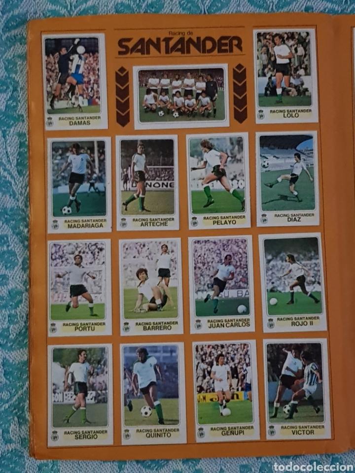 Álbum de fútbol completo: PACOSA 2 FUTBOL EN ACCIÓN 1977-1978 ALBUM COMPLETO CROMOS NUEVOS PEGADO SUPERIOR 77-78 - Foto 22 - 194916396