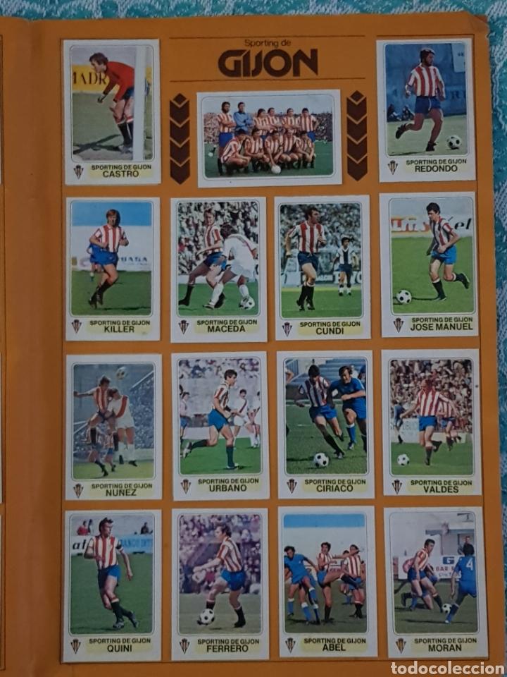 Álbum de fútbol completo: PACOSA 2 FUTBOL EN ACCIÓN 1977-1978 ALBUM COMPLETO CROMOS NUEVOS PEGADO SUPERIOR 77-78 - Foto 23 - 194916396