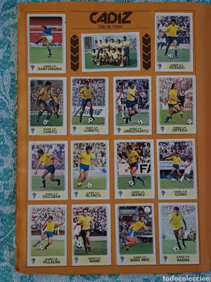 Álbum de fútbol completo: PACOSA 2 FUTBOL EN ACCIÓN 1977-1978 ALBUM COMPLETO CROMOS NUEVOS PEGADO SUPERIOR 77-78 - Foto 24 - 194916396