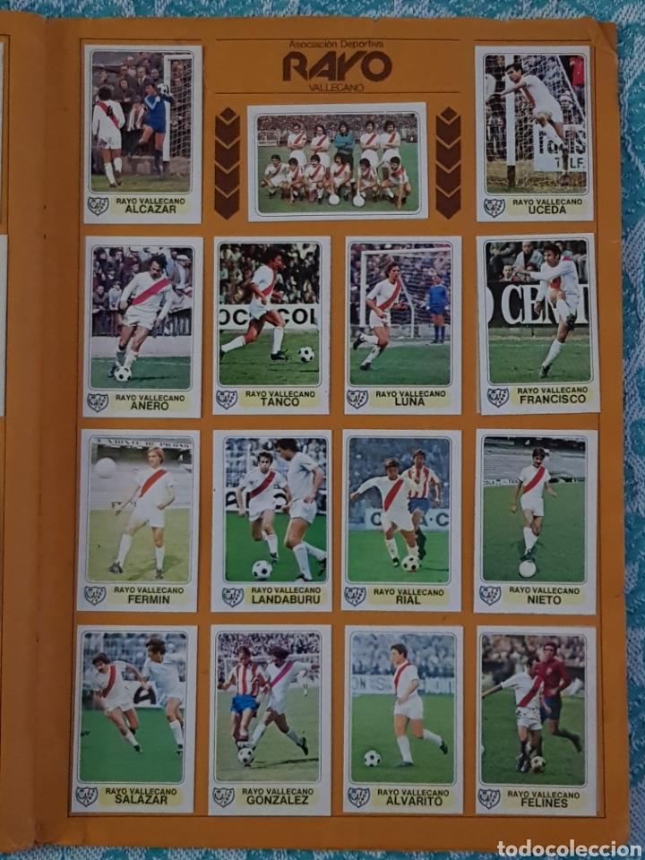 Álbum de fútbol completo: PACOSA 2 FUTBOL EN ACCIÓN 1977-1978 ALBUM COMPLETO CROMOS NUEVOS PEGADO SUPERIOR 77-78 - Foto 25 - 194916396