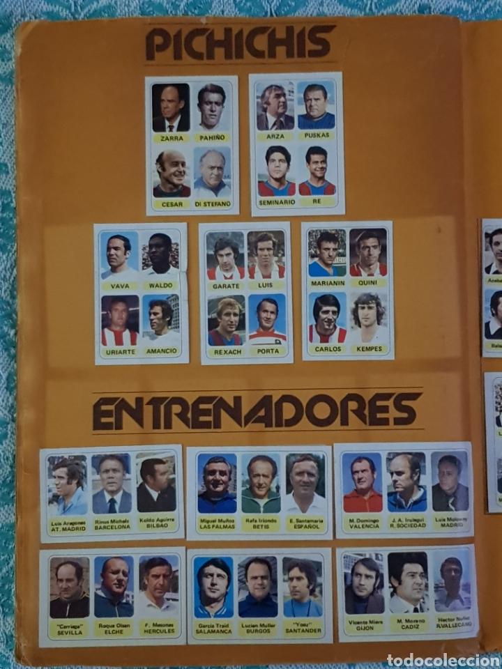 Álbum de fútbol completo: PACOSA 2 FUTBOL EN ACCIÓN 1977-1978 ALBUM COMPLETO CROMOS NUEVOS PEGADO SUPERIOR 77-78 - Foto 26 - 194916396