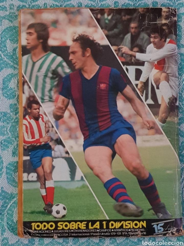 Álbum de fútbol completo: PACOSA 2 FUTBOL EN ACCIÓN 1977-1978 ALBUM COMPLETO CROMOS NUEVOS PEGADO SUPERIOR 77-78 - Foto 28 - 194916396