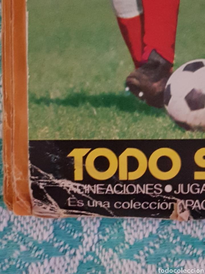 Álbum de fútbol completo: PACOSA 2 FUTBOL EN ACCIÓN 1977-1978 ALBUM COMPLETO CROMOS NUEVOS PEGADO SUPERIOR 77-78 - Foto 31 - 194916396
