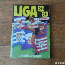 Álbum de fútbol completo: LIGA 82 83 1982 1983 ALBUM DE CROMOS DE FUTBOL COMPLETO EDICIONES ESTE. Lote 194958677