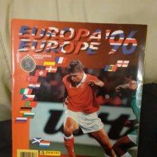 Álbum de fútbol completo: PANINI EURO 96 EUROCOPA ALBUM COMPLETO 1996. Lote 194974600