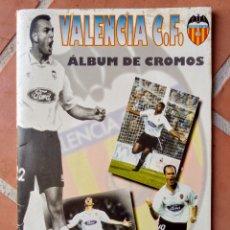 Álbum de fútbol completo: CROMOS VALENCIA CF. Lote 195001122