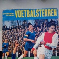 Álbum de fútbol completo: LIGA FUTBOL HOLANDA 1969-70 PRIMER AÑO DE JOHAN CRUYFF (FUTBOL CLUB BARCELONA) COMPLETO (FHER). Lote 195013695