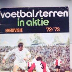 Álbum de fútbol completo: LIGA FUTBOL HOLANDA 1972-73 JOHAN CRUYFF (FUTBOL CLUB BARCELONA) COMPLETO (FHER). Lote 195013953