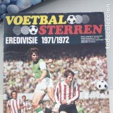 Álbum de fútbol completo: LIGA FUTBOL HOLANDA 1971-72 JOHAN CRUYFF (FUTBOL CLUB BARCELONA) COMPLETO (FHER). Lote 195014192