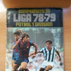 Álbum de fútbol completo: ALBUM ESTE 1978.79. COMPLETO. Lote 195020516