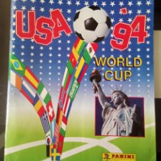 Álbum de fútbol completo: ÁLBUM CROMOS FÚTBOL MUNDIAL USA 94. Lote 195030255