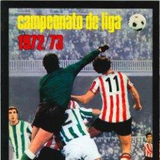 Álbum de fútbol completo: CROMOS INOLVIDABLES - EDICIONES ESTE - SALVAT - 1972-1973. Lote 195141907