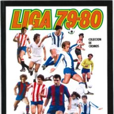 Álbum de fútbol completo: CROMOS INOLVIDABLES - EDICIONES ESTE - SALVAT - 1979-1980. Lote 195142048