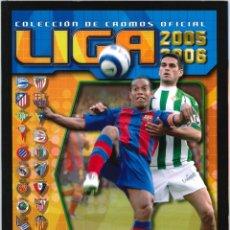 Álbum de fútbol completo: CROMOS INOLVIDABLES - EDICIONES ESTE - SALVAT - 2005-2006. Lote 195142398