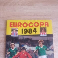 Álbum de fútbol completo: ÁLBUM EUROCOPA 1984 FANS COLLECTION. Lote 195241651