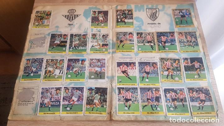 Álbum de fútbol completo: Álbum Campeonato Liga 81-82 Colección de cromos - Foto 3 - 195242020
