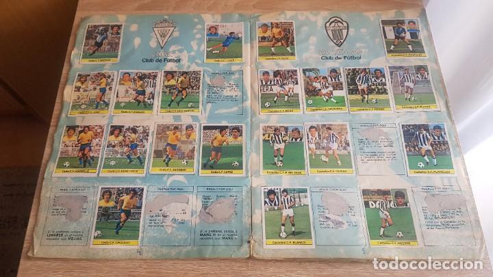 Álbum de fútbol completo: Álbum Campeonato Liga 81-82 Colección de cromos - Foto 4 - 195242020