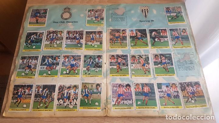 Álbum de fútbol completo: Álbum Campeonato Liga 81-82 Colección de cromos - Foto 5 - 195242020