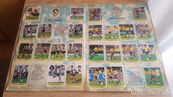 Álbum de fútbol completo: Álbum Campeonato Liga 81-82 Colección de cromos - Foto 6 - 195242020
