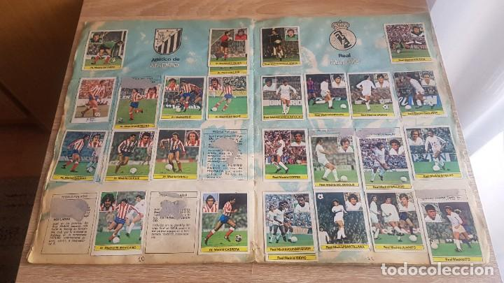 Álbum de fútbol completo: Álbum Campeonato Liga 81-82 Colección de cromos - Foto 7 - 195242020
