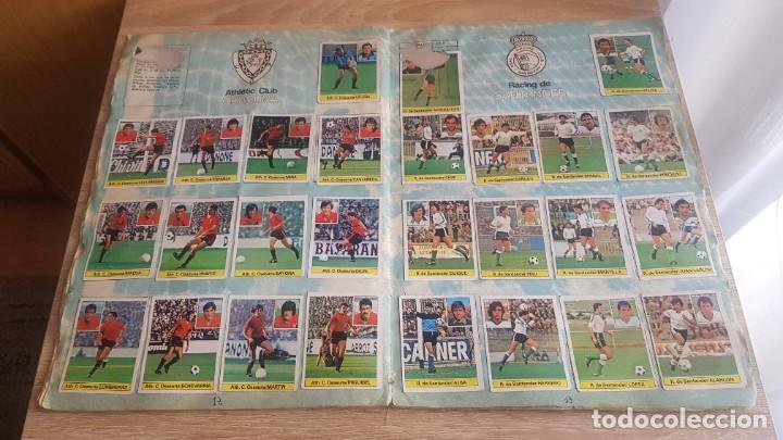 Álbum de fútbol completo: Álbum Campeonato Liga 81-82 Colección de cromos - Foto 8 - 195242020