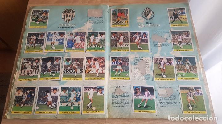 Álbum de fútbol completo: Álbum Campeonato Liga 81-82 Colección de cromos - Foto 10 - 195242020